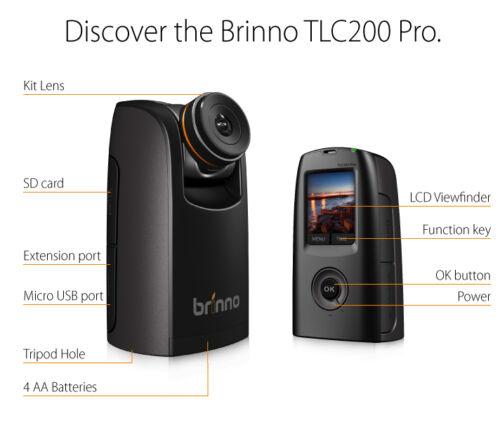 Brinno Tlc200 Pro lapso de tiempo de cámara