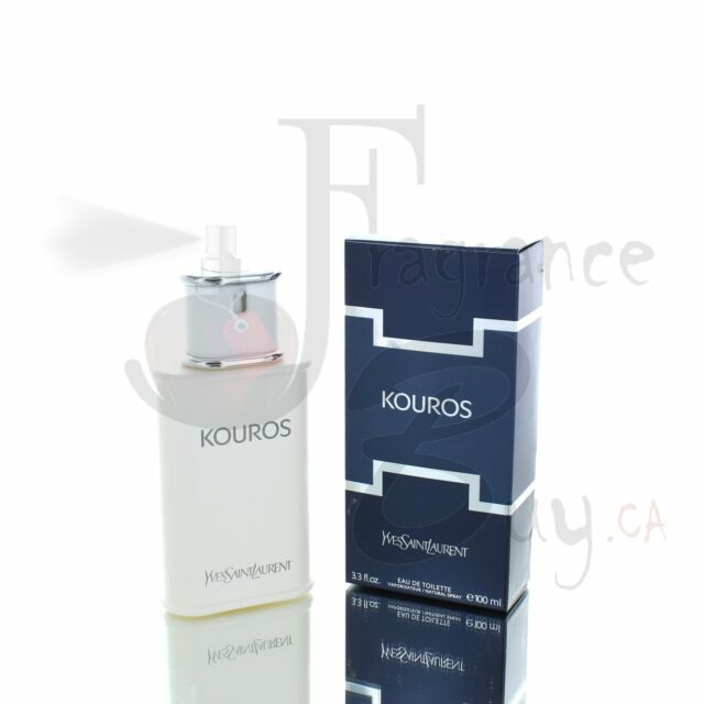 Yvessaintlaurent Kouros M 100Ml Boxed (New Pack)