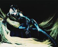 BATMAN RETURNS Michelle Pfeiffer Catwoman Poster Suit