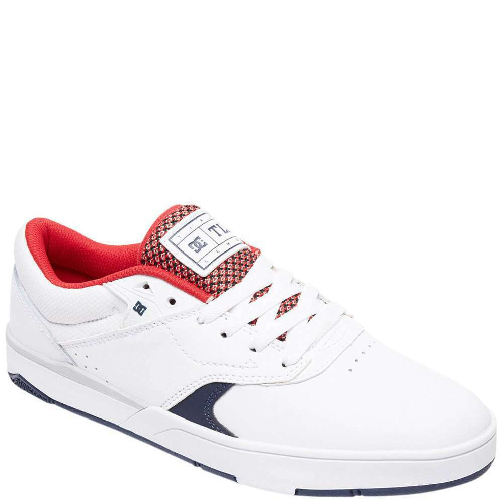 DC Shoes Tiago S Men's  Skate - MADYS100386-WHT