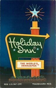 Holiday Inn Somerset Pennsylvania Pa Postcard Ebay