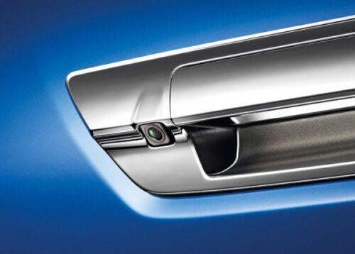 Fits Toyota Hilux Revo Sr5 2015 16 17 Rear Camera Tailgate Handle Black