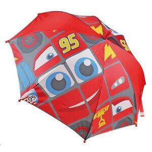 Disney-Cars-Regenschirm-Kinder-Schirm-Automatik-NEU
