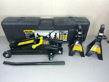 4,500 lbs. Performance Tool W1611 2.25 Ton Capacity Trolley Jack with Case