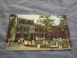 VINTAGE HISTORIC SCHENECTADY NEW YORK   POSTCARD