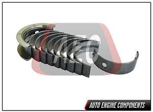 Main Bearing Set Fits Ford Mazda Mercury 2.0 L Zetec #7193M - SIZE STD