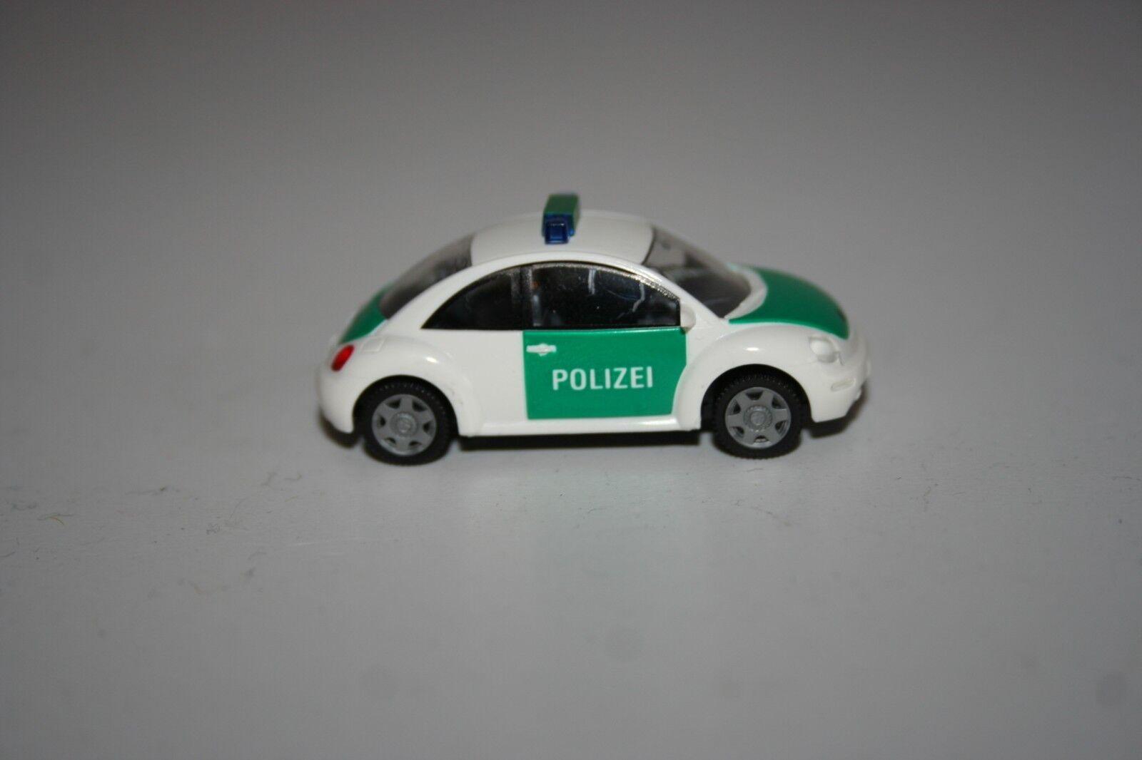 Wiking 1 87  Volkswagen Polizei (6), ohne OVP (Vit7)