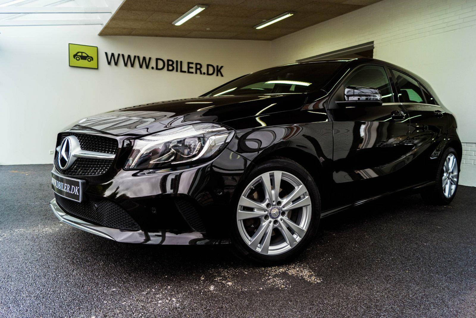 Mercedes A200 d 2,2 Urban aut. 5d - 269.000 kr.