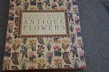 Antique Flowers Needlework / Elizabeth Bradley (PF)