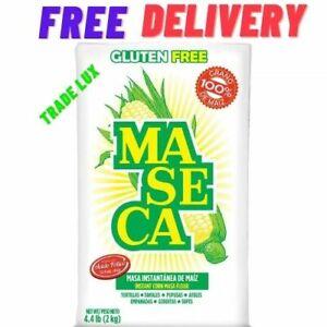 Maseca Instant Corn Masa Mix (4.4 lbs.) free SHIPPING