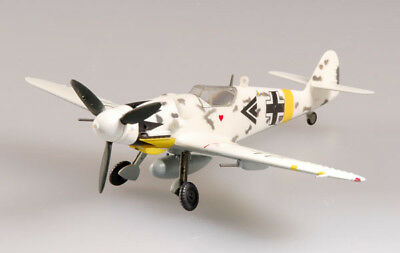 Aircraft (non-military) Expressive Easy Model 1/72 Bf109g-6 I Jg53 1945 Hungary # 37259 Elegant In Style Toys & Hobbies