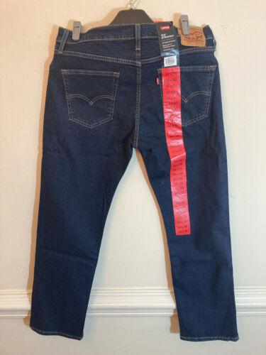Men/'s Levi/'s 514 Regular Fit Straight Leg Jeans Choose Color /& Size