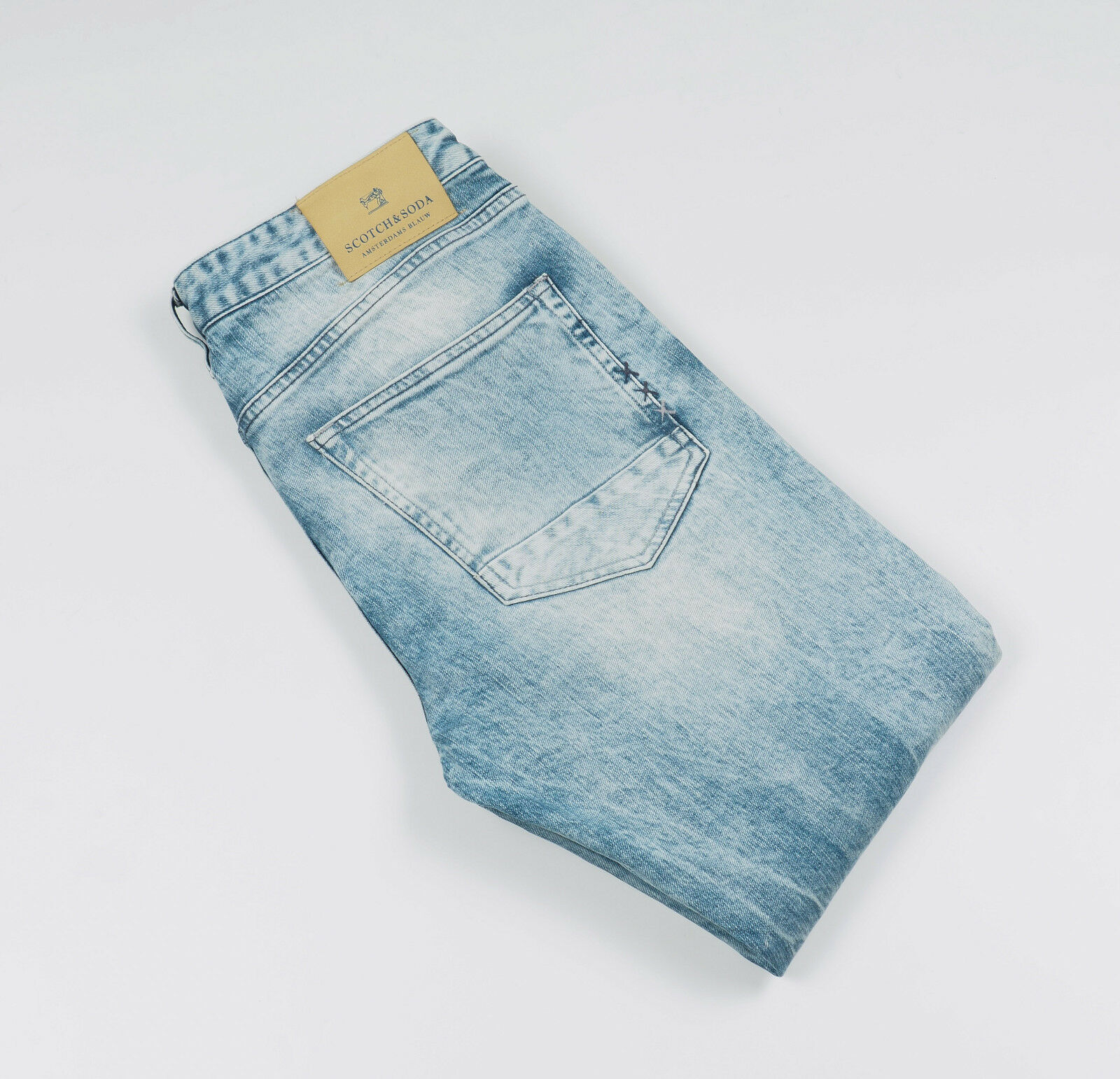 Scotch & Soda Men's bluee Jeans Size 32x32