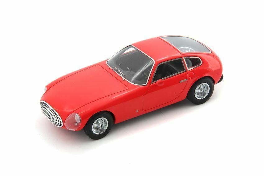 Vignale Corvette 1961 rouge 1 43 Model AVENUE43