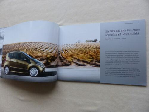 MERCEDES-BENZ A-Classe A 160 CDI a 200 Turbo w169-prospetto brochure 06.2010