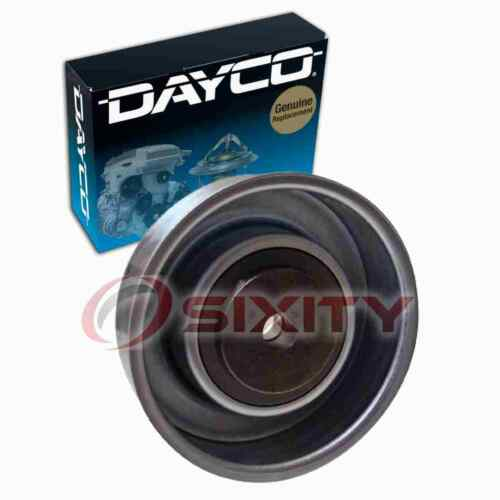 Dayco 89533 Drive Belt Idler Pulley for 231533 MD318474 Engine Bearing de
