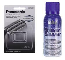 Panasonic WES 9068y lame es-la93, es-ga21, es8249 + Marrone SPRAY di pulizia