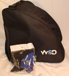 Snow Sports Boot bag Ski snowboard boots bag + bonus Ski mask blue NEW $15.99