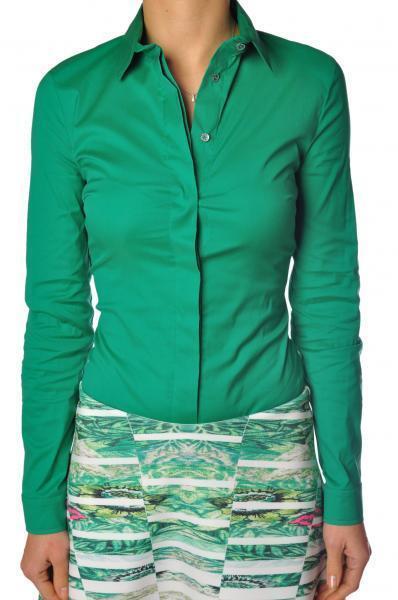 Patrizia Pepe  -  Shirt - Female - Green - 1939803A183901