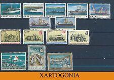 GREECE 1969, TOURISM, 1978 GREEK NAVY & SEA, STAMPS, MNH