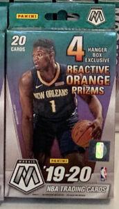2019-20-Panini-Mosaic-Basketball-NBA-Factory-Sealed-Hanger-Box-Zion-Ja-Herro