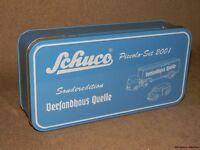 Schuco Piccolo Versandhaus Quelle Limited Edition Set 2001 Free Us Ship
