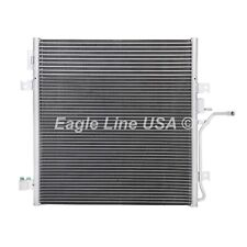 A//C Condenser Replacement For 07-11 Dodge Nitro 08-13 Jeep Liberty New CH3030229