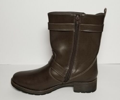 G H BASS WOMEN/'S SIZE 10 BOOTS MARCIE MUSHROOM GREY NEW//BOX 6154-3415-032