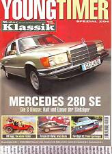 Youngtimer 2/04 SPECIAL/ Mercedes 280 SE W116/ Porsche 924 Turbo/Ford Capri RS