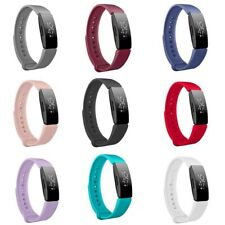 Milanaise Edelstahl Armband Uhrenarmband Ersatz Band für Fitbit Inspire HR//Ace 2