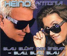 Blau Blüht der Enzian-Blau B von Heino & Antonia | CD | Zustand sehr gut
