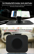 Car Sat Nav Tomtom GPS Rubber Dash Board Non Stick Mount Holder Mat Slim