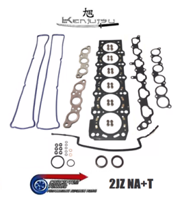 NA-T-Head-Gasket-Set-For-Toyota-Supra-JZA80-2JZ-GE-T-Turbo-Conversion