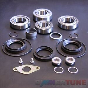 Bmw Z3 E30 318i Differential Rebuild Kit Bearings Seals Size 168 Lsd Diff Small Ebay