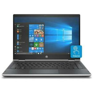 HP-Notebook-2-in-1-Pavilion-x360-14-cd0002nl-Monitor-14-HD-Touch-Screen-Intel-Pe