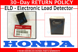 38255-S5A-003 2001-2005 Honda Civic Genuine OEM Electronic Load Detector