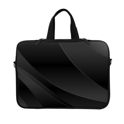 """11.6/"""" Neoprene Laptop computer Bag Case with Hidden Handle 1602"""