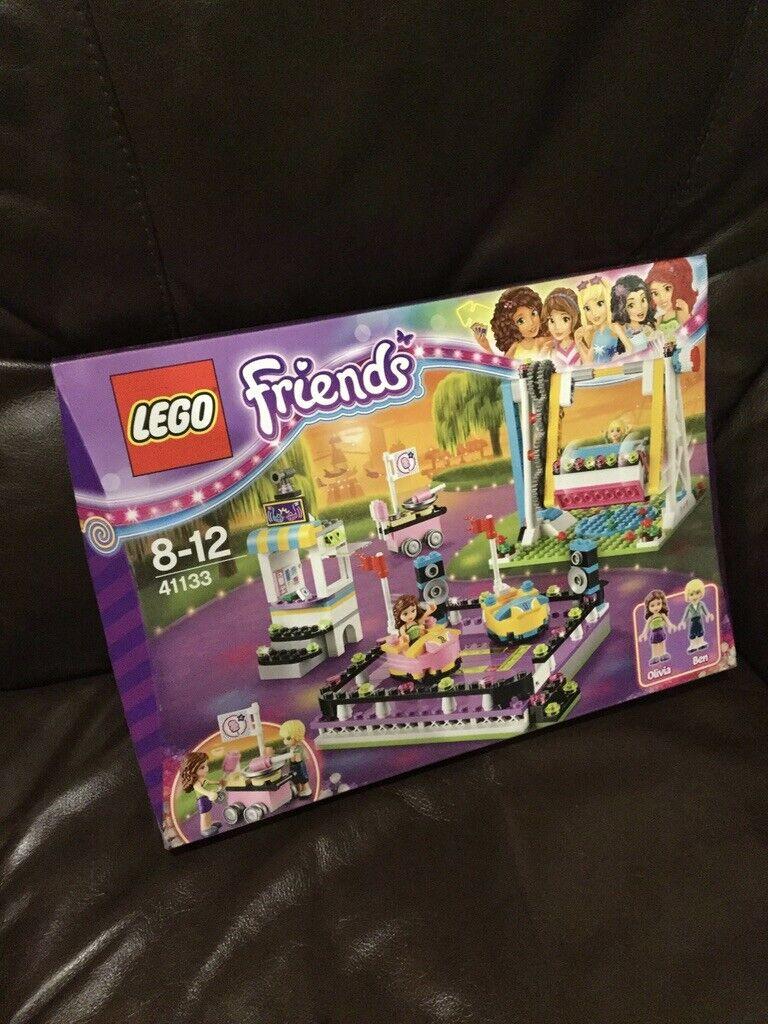 LEGO Friends Amusement Park Bumper Cars 41133 NEW