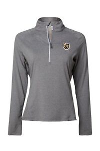 Las Vegas Golden Knights Adidas 14 zip pullover sweater