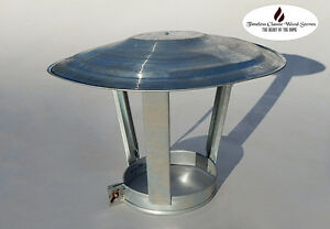 Galvanised-flue-rain-hat-for-combustion-wood-heater-stove-pizza-oven