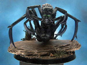 Painted-Classic-Miniature-Ral-Partha-Phase-Spider