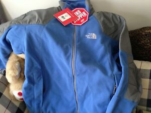 f92cd9138 Details about NEW The North Face Women's Pamir - Windstopper Fleece Jacket,  Soft Shell, L, XL