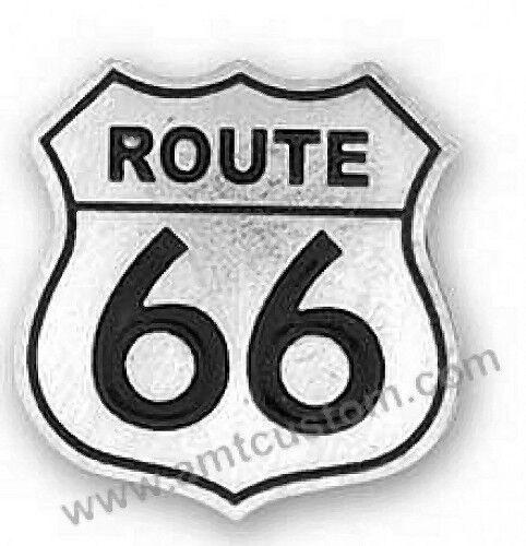 Pin/'s Biker épinglette Route 66  moto custom Indian Trike choppers motard gilet