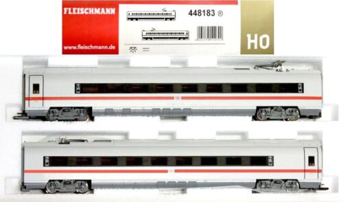 ICE Fleischmann 448183 H0-2 tlg Ergänzungsset BR 407.1// 407.6 DB NEU /& OVP
