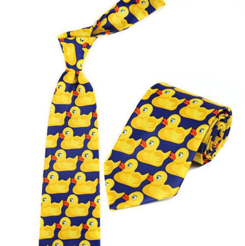 How I Met Your Mother Barney/'s Ducky Tie HIMYM Duck Tie Men Duckie Neck Tie