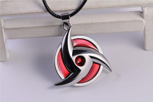 Naruto ninja Hatake Kakashi Sharingan Eyes Cosplay Necklace pendant