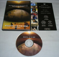 Whispers on the Wind: A Film for Peace - DVD Video Movie in Original Case - RARE