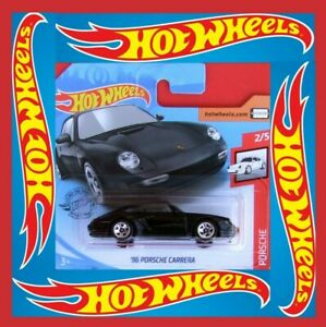 Hot-Wheels-2020-96-PORSCHE-CARRERA-72-250-NEU-amp-OVP