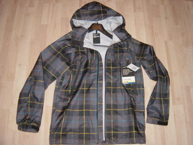 Burton giacca pioggia, taglia taglia pioggia, S 6373ee