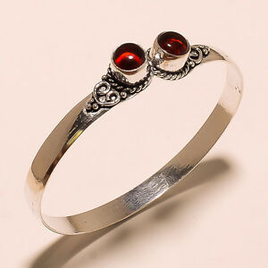CHARMING-925-STERLING-SILVER-OVERLAY-BRACELET-CUFF-JEWELLERY